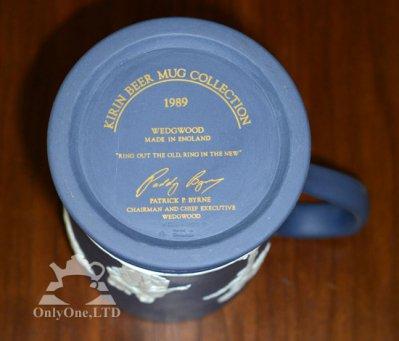 ◇ウェッジウッド/WEDGWOOD ジャスパー/Jasper Kirin Beer Mug Collection 1989年の写真No.4