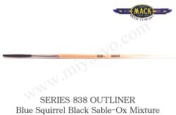 Series 838 Outliner