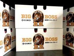 BIG BOSS 車両塗装用 マスキングテープ/小箱