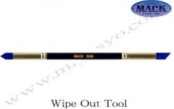 MACK Wipe Out Tool ブルー