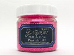 Pinkish Lake