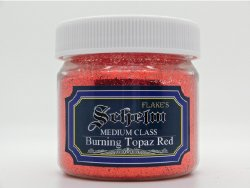 Burning Topaz Red