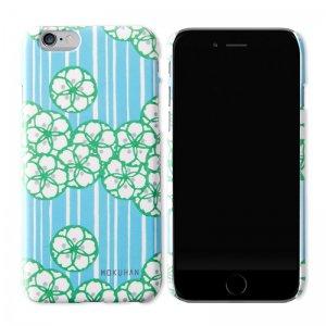MOKUHAN iPhoneケース「花の雨」京都手帖コラボモデル