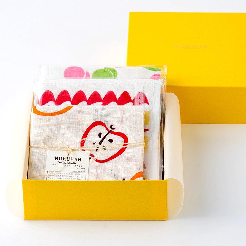 MOKUHAN キッチンアイテム BOX入りギフトセットB