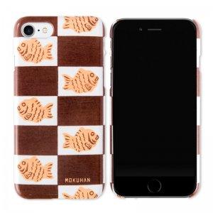 MOKUHAN iPhoneケース「鯛焼市松」京都手帖コラボモデル