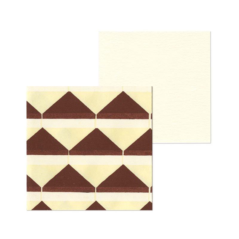 ポチ袋二つ折り 水無月(1枚入・カード付)