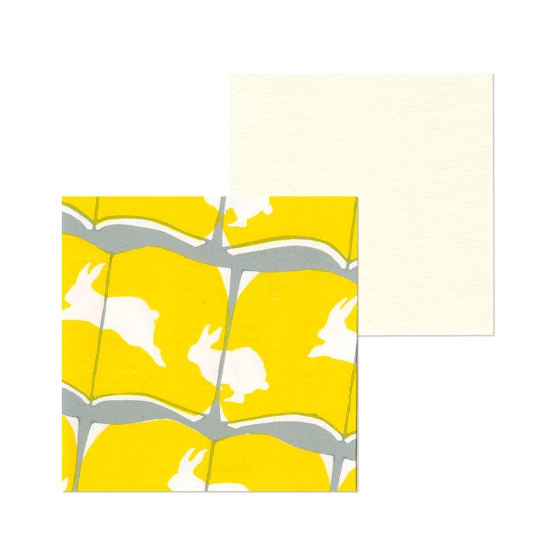 ポチ袋二つ折り 月夜(1枚入・カード付)