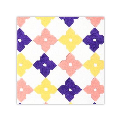 木版和紙 紫陽花つなぎ(全2色)