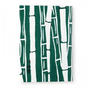 ブックカバー 竹林