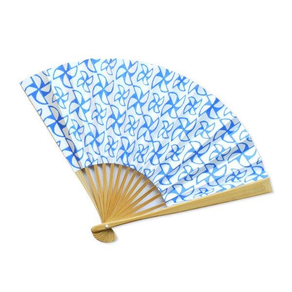 オーダーメイド京扇子 風車