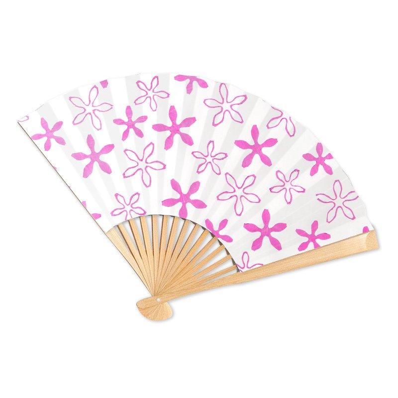 オーダーメイド京扇子 桜化粧
