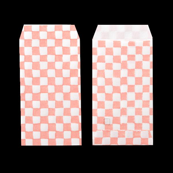 ポチ袋三つ折 石畳
