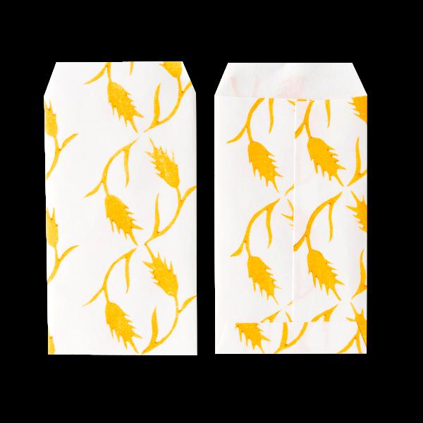 ポチ袋三つ折 小麦