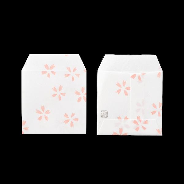 ポチ袋コイン 桜の舞