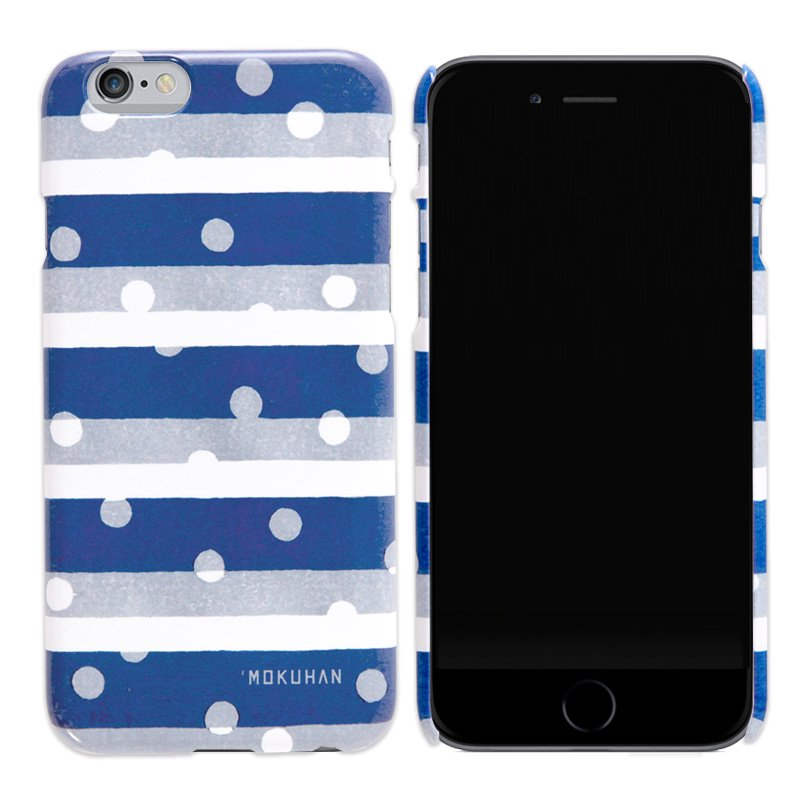 MOKUHAN iPhoneケース「雪の日」