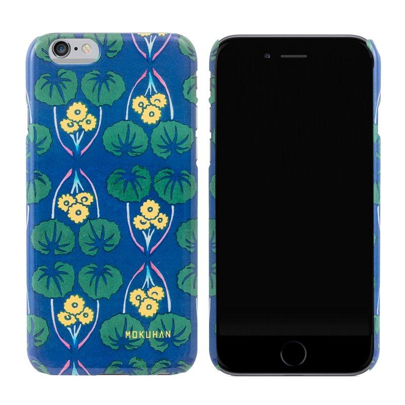 MOKUHAN iPhoneケース「石蕗の花」京都手帖コラボモデル