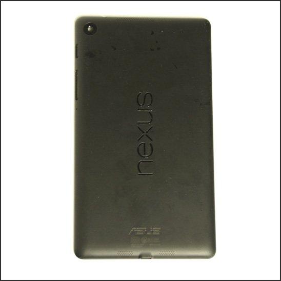 【中古動作品】Nexus7 2013 WiFiモデル用 純正バックパネル