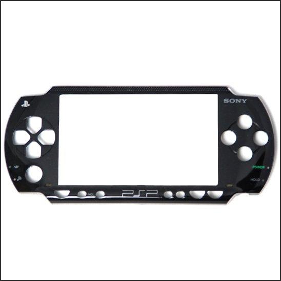 <img class='new_mark_img1' src='https://img.shop-pro.jp/img/new/icons29.gif' style='border:none;display:inline;margin:0px;padding:0px;width:auto;' />【中古品】純正 PSP-1000用 フェイスプレート(表フレーム)