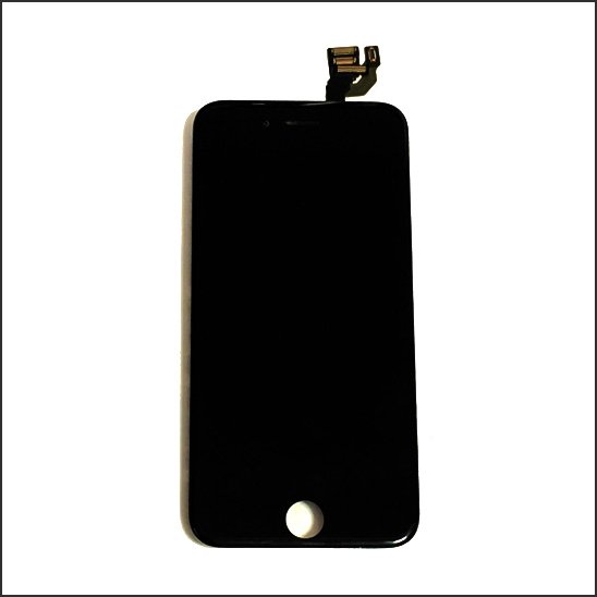【中古】iPhone6用 純正液晶画面+デジ...
