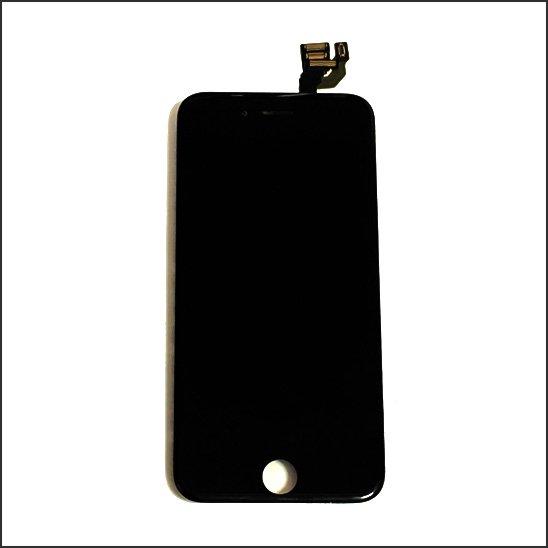 【中古】iPhone6用 純正液晶画面+デジタイザー+前面カメラの3点セット