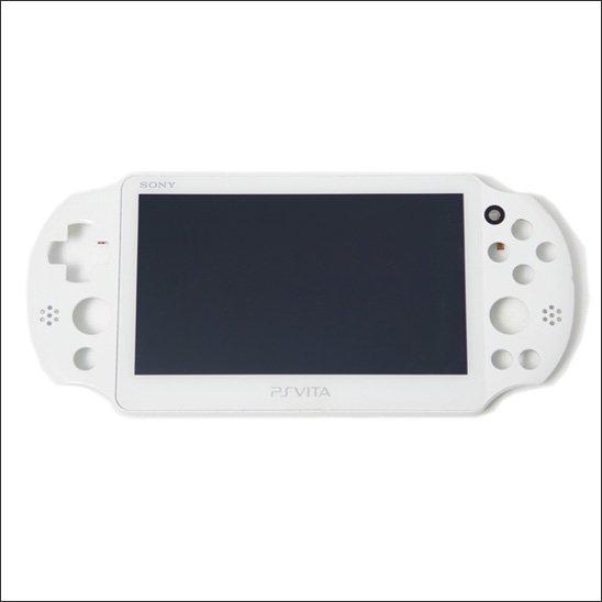 【中古動作品】PSVITA(PCH-2000)用 純正 フレーム一体型液晶画面