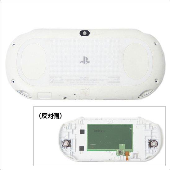 【中古動作品】PSVITA(PCH-2000)用 純正 背面タッチパネル(バックプレート)