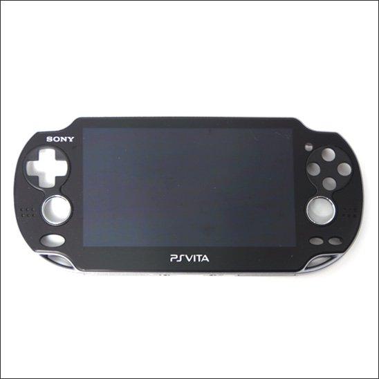 【中古動作品】PSVITA(PCH-1000)用 純正 フレーム一体型液晶画面