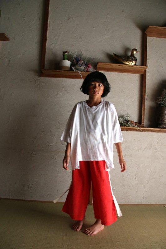ソフト変形Tシャツ/SS・S