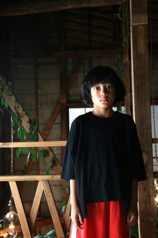 ソフト変形Tシャツ/M・L