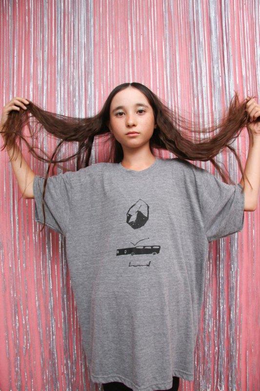 【予約販売】wagon/トライブレンド半袖Tシャツ(150〜170)