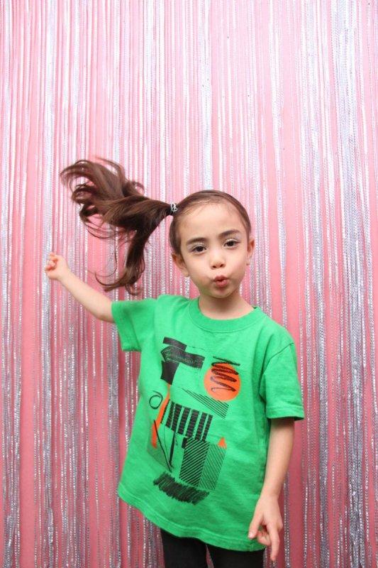 JAZZ/半袖Tシャツ(95~145))