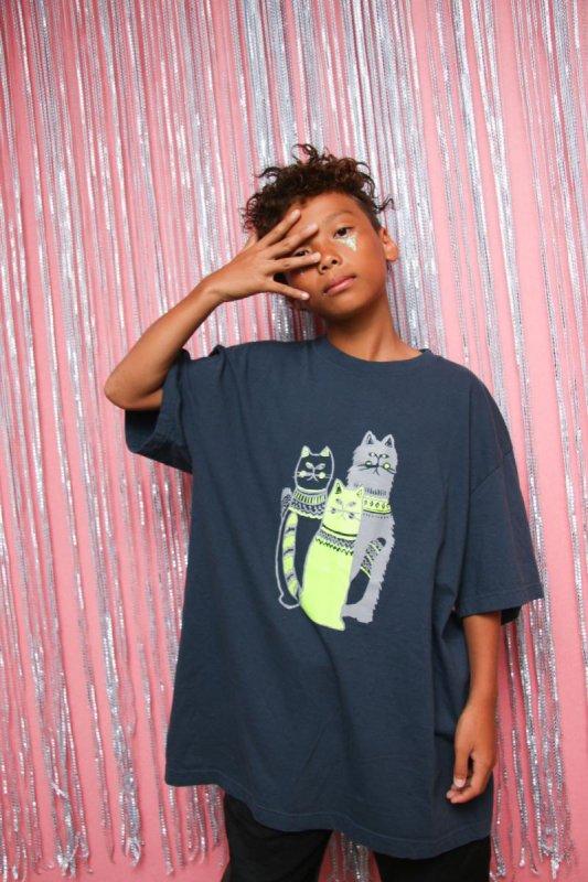 【予約販売】Mews/半袖Tシャツ(150〜170)