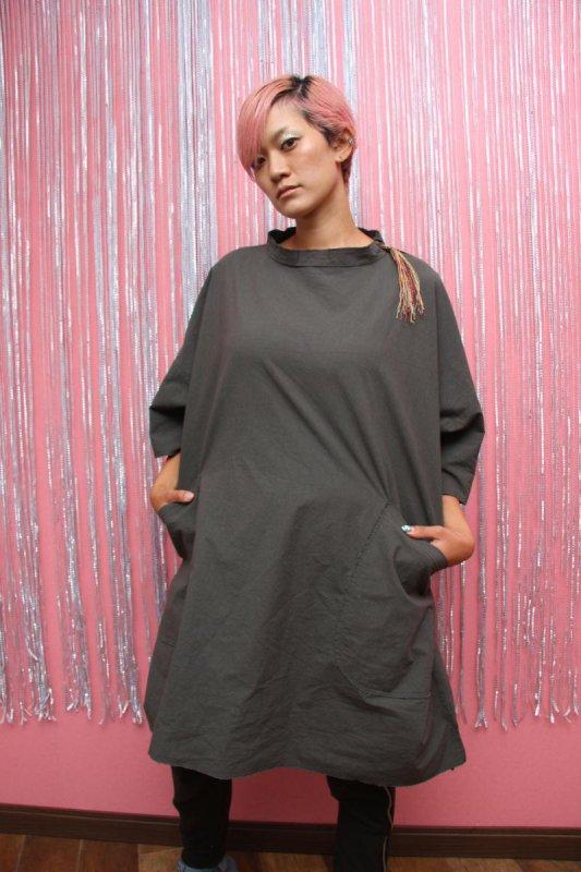 【予約販売】tassem/ビッグTシャツ(150〜160)