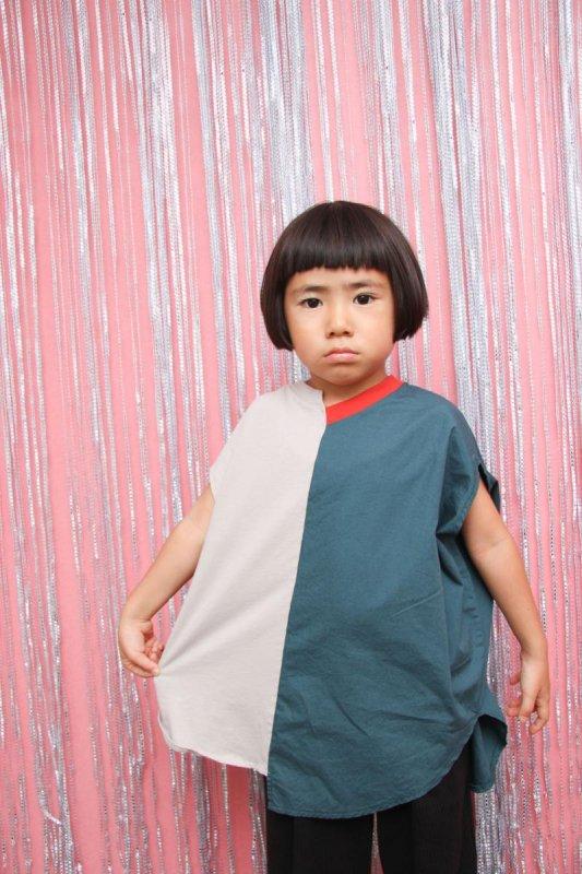 【予約販売】manmarl/Tシャツ(85〜145)