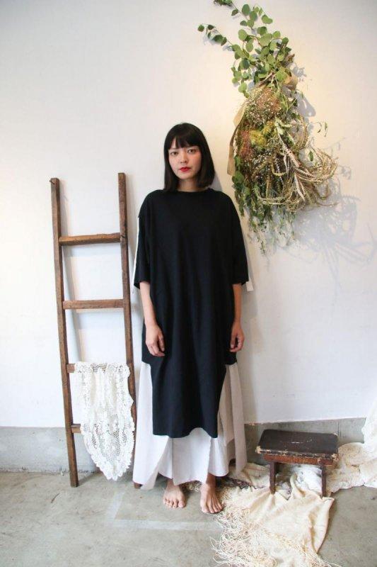 【予約販売】バックラインロングソフトTシャツ/M・L