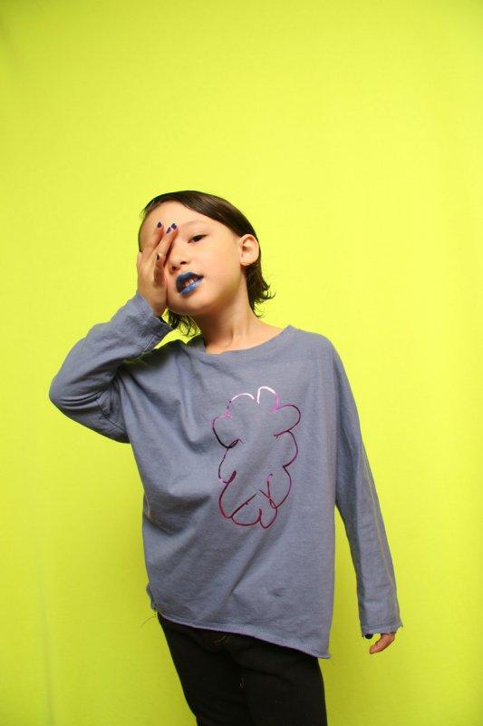 bakuhatsu/ロングTシャツ(85~145))