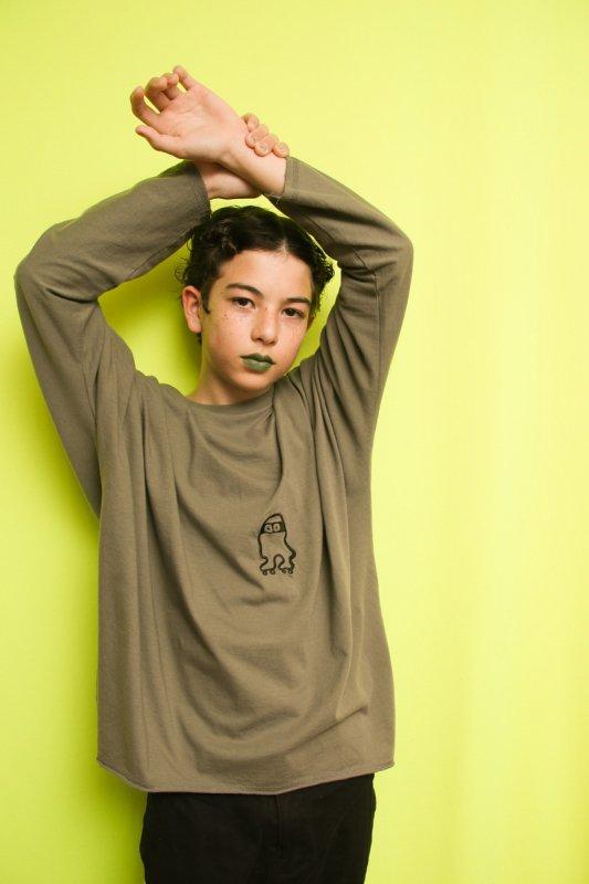 Roller/ロングTシャツ(150~160))