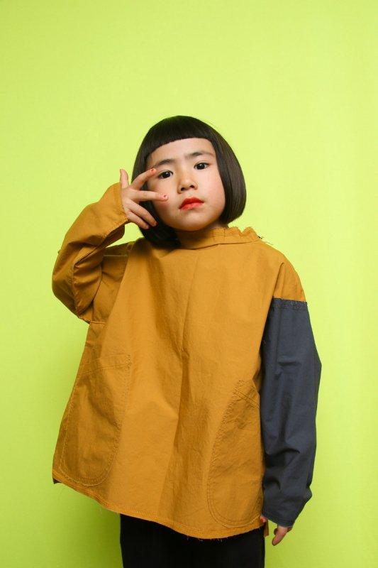 pockeso/ビッグTシャツ(85~145))