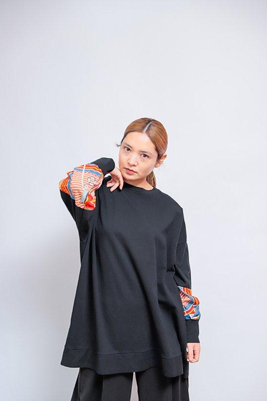 Scarf/ロングTシャツ/0(145~155)・1(Free))