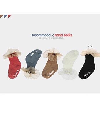 socks)ナナソックス(5色)