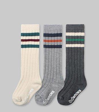 socks)ジオニーソックス(3色)