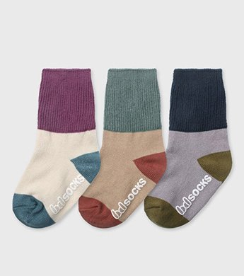 socks)ルイソックス(3色)