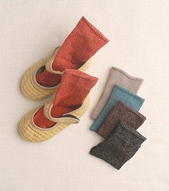 socks)パールドルドルソックス (5色1セ...