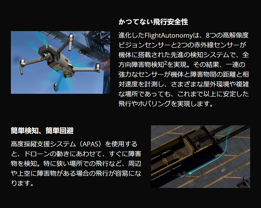 MAVIC2 Enterprise 説明