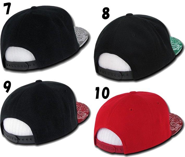 f3b7e4cb1 【DECKY】BANDANA SNAPBACK CAP - 【LA PUERTA ONLINE】ウエストコースト 衣類 雑貨 CD《MEX-MUZIK》