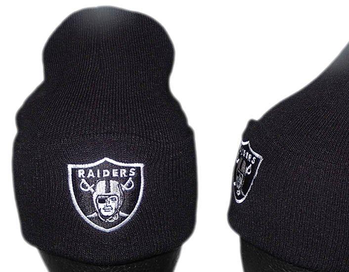 27c820b01 RAIDERS ニット帽子 -BLACK- - 【LA PUERTA ONLINE】ウエストコースト 衣類 雑貨 CD《MEX-MUZIK》