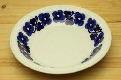 ARABIA(アラビア) aamu 青いお花の深皿19-1