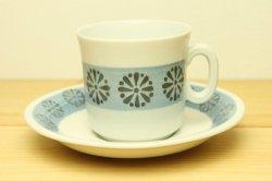 UPSALA-EKEBY/GEFLE(ウプサラ・エクビー/ゲフル)VEGA(ベガ)コーヒーカップ&ソーサー