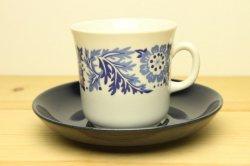UPSALA-EKEBY/GEFLE(ウプサラ・エクビー/ゲフル)LAGUN(ラグン)コーヒーカップ&ソーサー