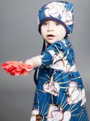 <img class='new_mark_img1' src='https://img.shop-pro.jp/img/new/icons34.gif' style='border:none;display:inline;margin:0px;padding:0px;width:auto;' />100%オーガニックコットン:Modeerskahuset Baby Dress- AVIATOR